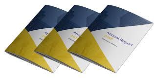 annual report copywriting